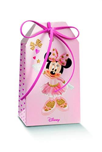 CARTOON WORLD 10 Scatoline Porta Confetti Disney Minnie Ballerina