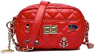 Zeneve London Crossbody Bag For Women, Red, 119183049154