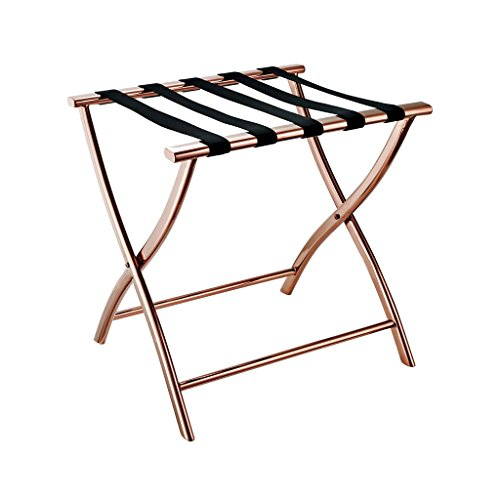 Buy Hotel luggage rack Luggage Rack ,Hotel Room Foldable stainless steel Suitcase Holder, Luggage ...