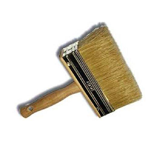 Malerbürste, Flächenstreicher Streichen,Lackieren,Bürste, 110 x 30mm Malerpinsel