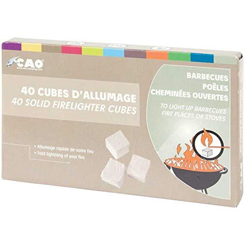 WDK Partner - A1300279 - Jeu d'imitation - 40 Cubes d'allumage