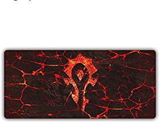 Mouse pad Large Size Gaming Mouse Pad Scarlet Moon Gaming Pad De Verrouillage Tapis De Souris Pour Pc Portable Computer mat