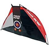 FAUX BOW Target Tent - Portable Target Tent Products Red and Black