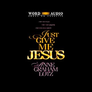 Just Give Me Jesus audiobook cover art