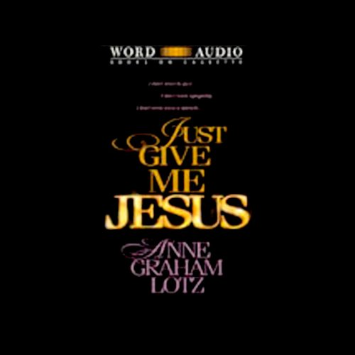 Just Give Me Jesus cover art
