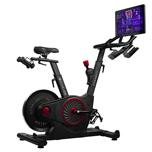 Echelon EX5-S Smart Connect Fitness Bike, Black