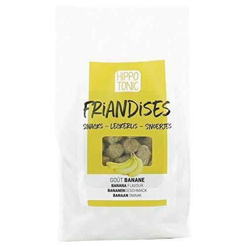 Hippo-Tonic - Bonbons pour Chevaux, GOÛT Banane