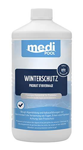 Medipool Schwimmbadpflege Überwinterungsmittel, 1 Liter