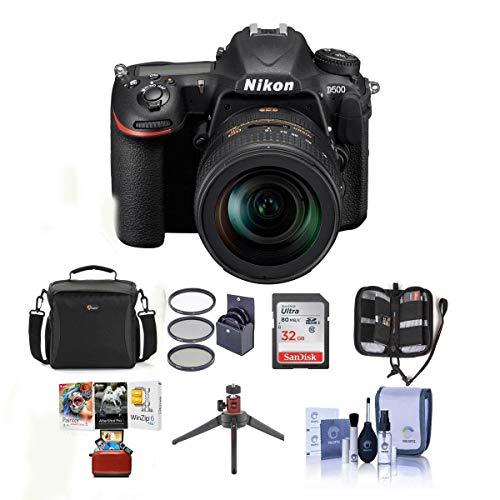 Nikon D500 DX-format DSLR Body with AF-S DX NIKKOR 16-80mm f/2.8-4E ED VR...