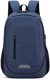 Dengyujiaasj Backpack, Anti-thief Backpack Men Backpack Laptop Bagpack Male Raincoat Shoulder Bag Men Backbag Rucksack (Co...