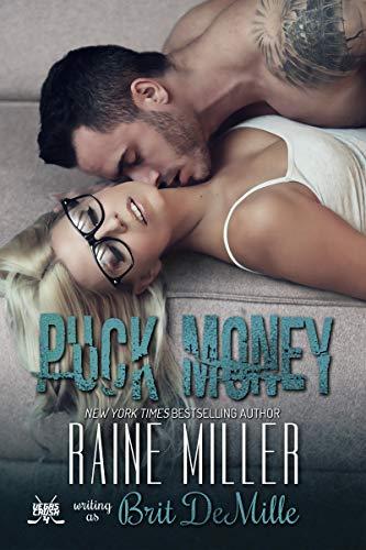 Puck Money: A Hockey Love Story (Vegas Crush Book 4) (English Edition)