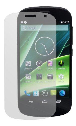 dipos I 2X Schutzfolie matt kompatibel mit Yota Yotaphone 2 Folie Bildschirmschutzfolie