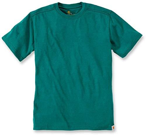 Carhartt Maddock Camiseta alpine green hthr