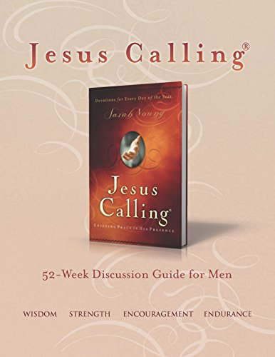 Jesus Calling Book Club Discussion Guide for Men (Jesus Calling)