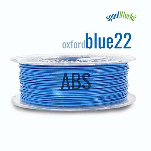 E3D spoolWorks ABS Filament (3mm, Blue)