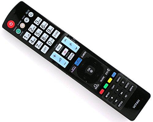 Ersatz-Fernbedienung UCT-041 für LG AKB72914020 AKB72914021 AKB72914274 AKB72914050 AKB73756502 TV