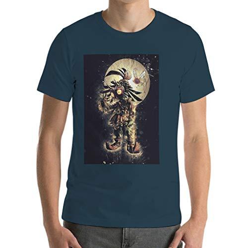 Kurzarm-T-Shirt atmungsaktiv Lässig T-Shirt für Männer & Frauen White m