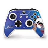 Skinit Decal Gaming Skin Compatible with Xbox One S Controller - Officially Licensed Disney Aladdin and Princess Jasmine Design