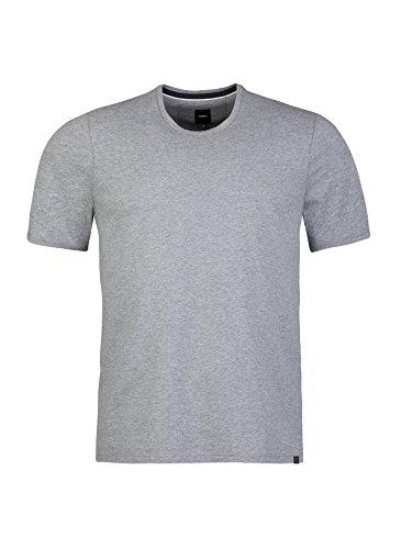Strellson Bodywear Herren T-Shirt 1/2 Sleeve Schlafanzugoberteil, Grau (Elite Grey Mel. 121.0), X-Large