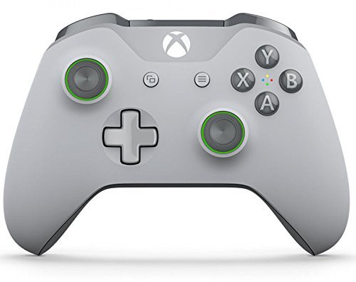 Grey/Green Rapid Fire Custom Modded Controller Compatible...