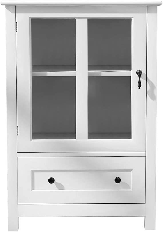 OpenBeauty Small Kitchen Storage Cabinet with Space Saving Cheap super special price Doo Translated