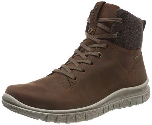 Legero Herren Campo Hohe Sneaker, Braun (Asphalt 48), 41 EU