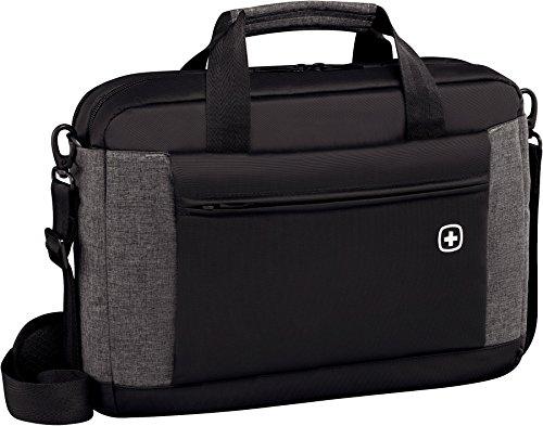 Wenger 601057 Underground 16' Laptop Aktentasche, gepolsterte Laptopfach mit iPad/Tablet /...