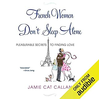 French Women Don't Sleep Alone audiobook cover art