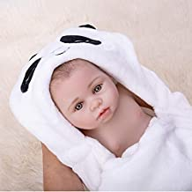 Nicetra Matthew Reborn Baby Boy Doll, Realistic Lifelike Baby Doll Toddler in Full Body Silicone Vinyl, 17 in. Reborn Baby Doll Gift for Adoption