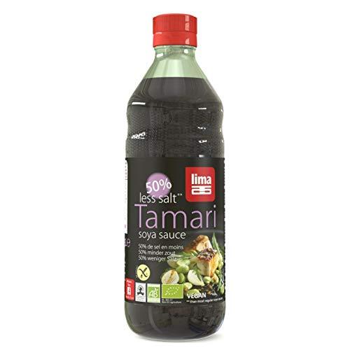 Lima Tamari 50 Salsa de Soja Sal Reducido 250ml