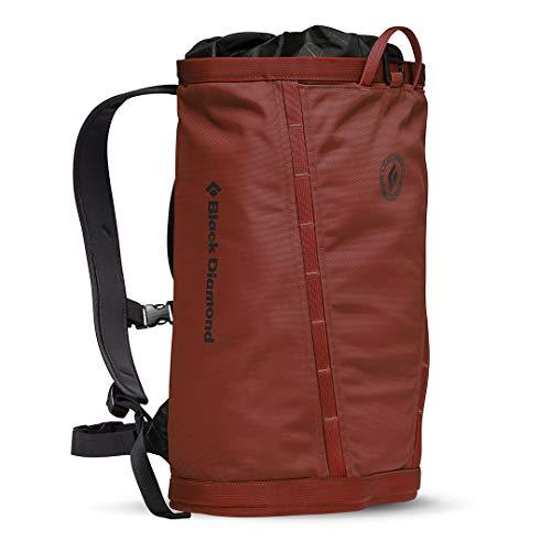 Black Diamond STREET CREEK 20 - robuster Rucksack im Haulbag-Design, 20 L, Red Oxide