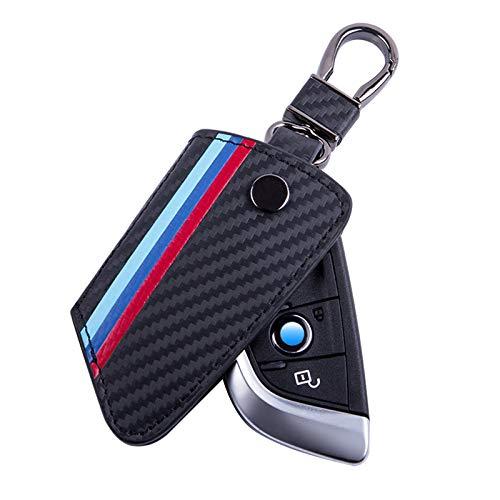 BMW Leather Key Fob Holder