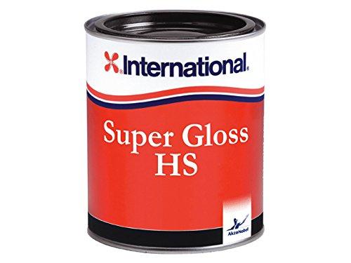 International Super Gloss HS 750ml / 2.5l (verschiedene Farben) (black, 750ml)