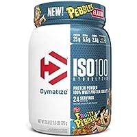 2-Pack Dymatize ISO100 Hydrolyzed Fruity Pebbles Protein Powder