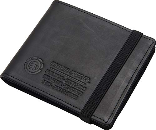 Element Endure Wallet - Cartera para hombre Negro