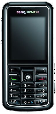 BenQ-Siemens S88 Cosmic Black Handy