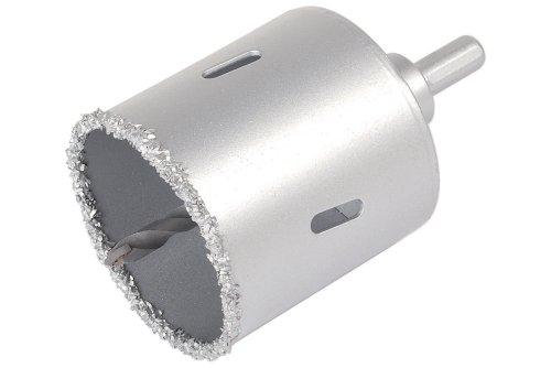 Wolfcraft 8913000 (L) sierra de corona con metal duro con vástago y...