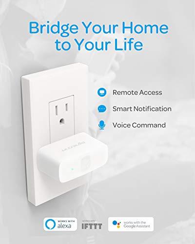 ULTRALOQ UL3 BT 2nd Gen Smart Lock + WiFi Bridge