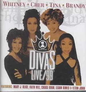 Vh1 Divas Live '99