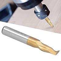 エンドミル、高速度鋼エンドミル高硬度エンドミルカッター、アルミニウム合金ドア用純アルミニウム切削用