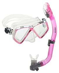 masks and snorkel