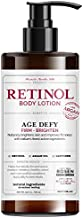 Rosen Apothecary Anti-Aging Retinol Body Lotion - Age Defy - Body Firms & brightens 32oz / 960ml