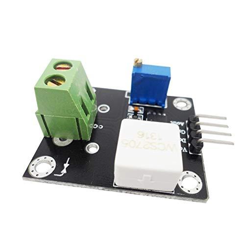LTH-GD Sensor Actual Wcs2702 electrónica de Sensor Hall Actual del módulo de área AC0-1.4A DC0-2A Corriendo