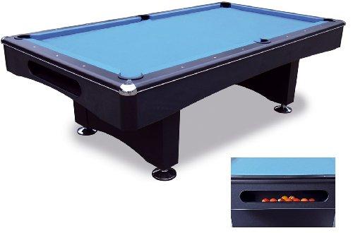 Pool Billardtisch Black Pool 9 ft.