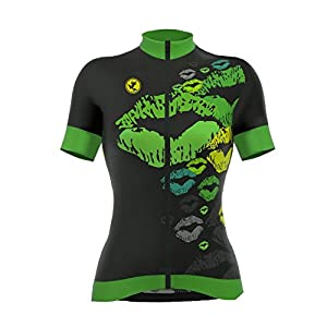 Uglyfrog Cycling Jersey for Women Summer Bike Shirt Sports Cycle Short Sleeves Tops Bicycle Shirts Triathon Clothing DXWZ04