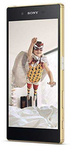 Sony Xperia Z5 Smartphone (5,2 Zoll (13,2 cm) Touch-Display, 32 GB interner Speicher, Android 5.1) gold