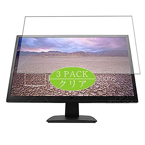 VacFun 3 Piezas HD Claro Protector de Pantalla Compatible con HP 27o 1CA81AA 27' Display Monitor, Screen Protector Sin...