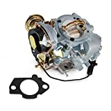 Twilight Garage Carburetor 162 Carter YFA E250 F250 1 Barrel BBL Electric Choke For 1975-1985 F150 4.9 300 250