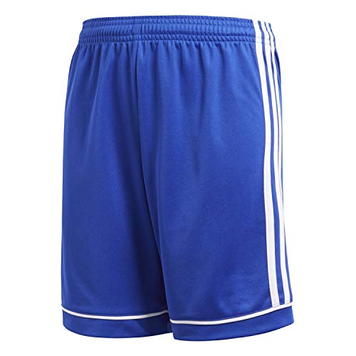 adidas Squadra 17 S, Pantaloncini da Calcio Bambino, Blu (Bold Blue/White), 5-6 Y