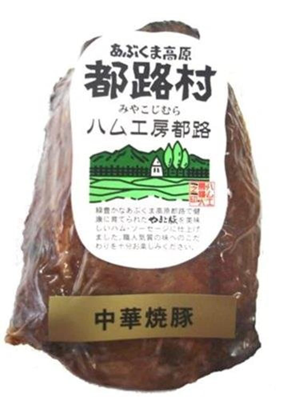 ハム工房都路 福島県 厳選素材で作った やまと豚100% 中華焼豚250g